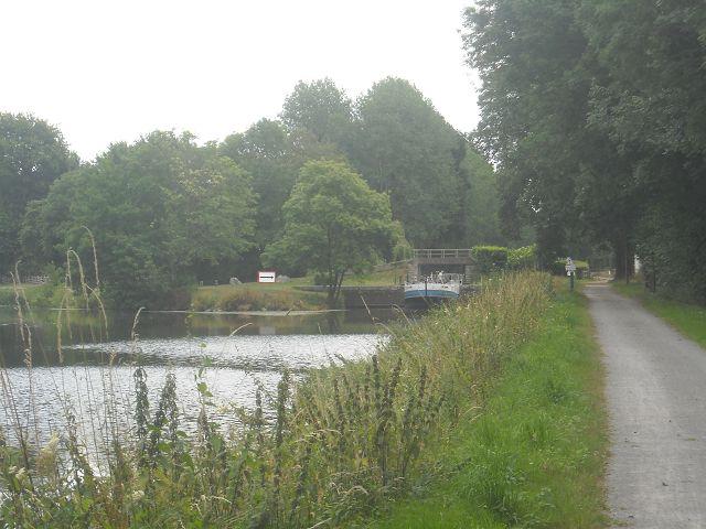 Ècluse Limur - Canal Nantes-Brest